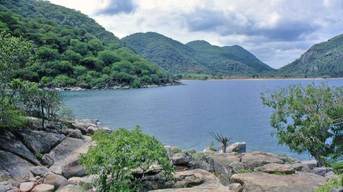 travel photo of Lake Malawi to inspire language study