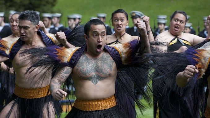 travel phpto to inspire Maori language study