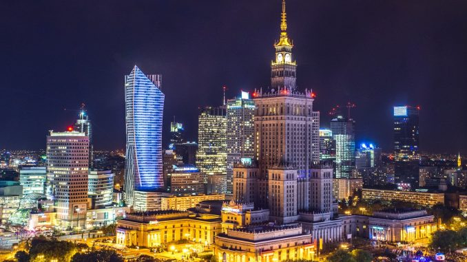 travel phpto to inspire Polish language study