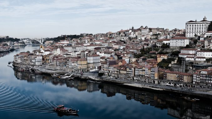 Portuguese travel photo to inspire and motivate Portuguese language learners
