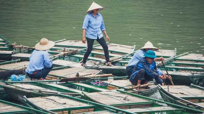 Travel photo to inspire and motivate Vietnamese language learners